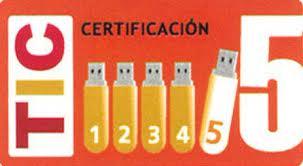 Certificaci�n TIC
